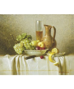 Igor Belkovskij, STILL LIFE WITH PITCHER