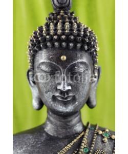 Beboy, Bouddha statue de bronze zen