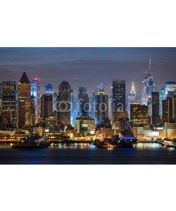 Beboy, New York skyline