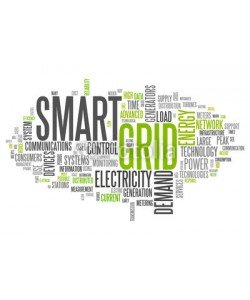 Ben Chams, Word Cloud Smart Grid