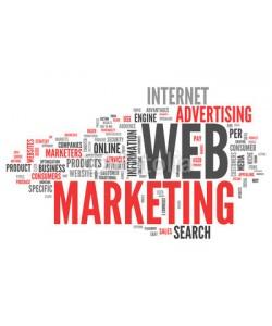 Ben Chams, Word Cloud Web Marketing
