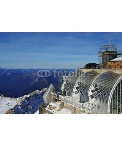 Bergfee, Blick über Deutschland höchsten Gipfel