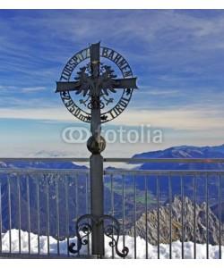 Bergfee, Deutschland höchstes Kreuz - Zugspitze