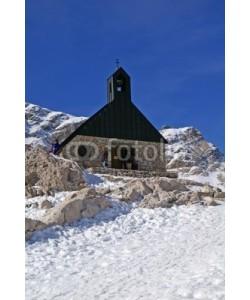 Bergfee, Höchste Kirche Deutschland - Zugspitzblatt