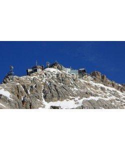 Bergfee, Technologie auf Deutschlands höchsten Berg -Zugspitze