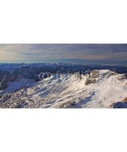 Bergfee, Zugspitzpanorama