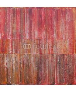 Bernd S., Abstraktes Gemälde