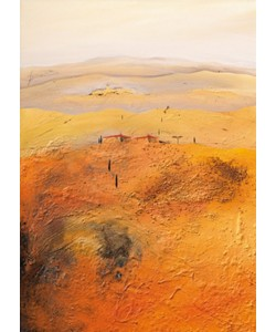 Bernhard Gerner, Mediterrane Landschaft 2