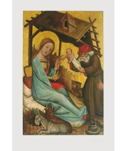 Bertram, Christi Geburt