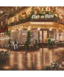 Betsy Brown, Cafe de Flore