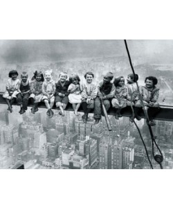 Bettmann, Kids over New York