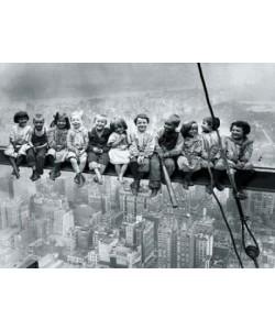Bettmann, Kids over New York