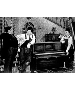 Hollywood Photo Archive, Laurel & Hardy - Music Box The, 1932