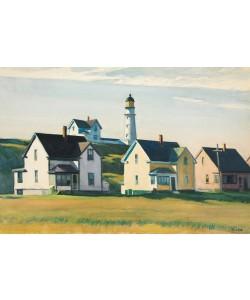 Edward Hopper, Lighthouse Village (also known as Cape E