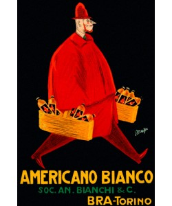 Vintage Booze Labels, Americano Bianco