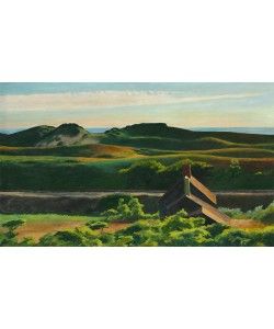 Edward Hopper, Hills, South Truro, 1930