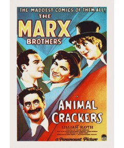 Hollywood Photo Archive, Marx Brothers - Animal Crackers 02