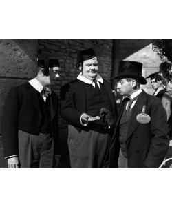 Hollywood Photo Archive, Laurel & Hardy - A Regular Scout 1926