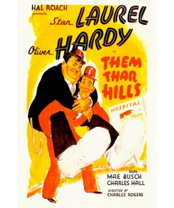 Hollywood Photo Archive, Laurel & Hardy - Them Thar hills, 1934