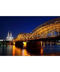 bildergala, hohenzollernbrücke