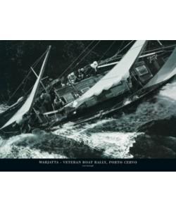 Carlo Borlenghi, Marjatta - Veteran Boat Rally
