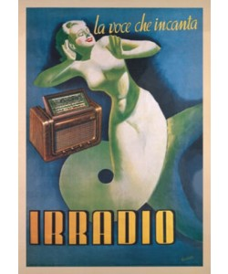 Boccasile Gino, Irradio, 1939