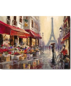 Brent Heighton, April in Paris