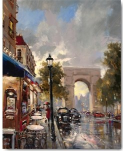 Brent Heighton, Arc de Triomphe Avenue
