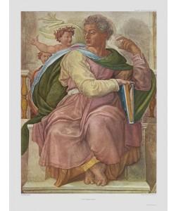 Michelangelo, Der Prophet Jesaias