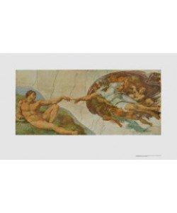 Michelangelo, Erschaffung des Adam