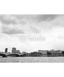 c, River Thames in London