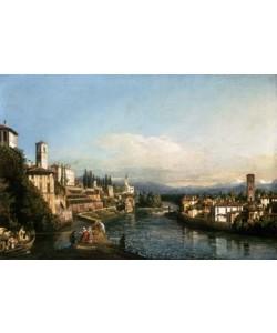 Giovanni Antonio Canaletto, Ansicht von Vapori