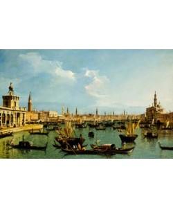 Giovanni Antonio Canaletto, Bacino di San Marco, Venedig
