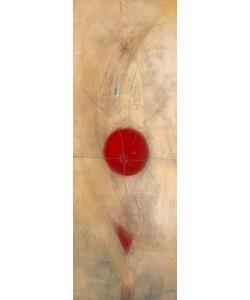 Carole Bécam, Triptyque rouge I