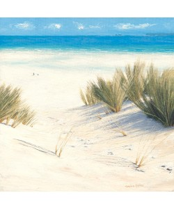Caroline Atkinson, Footprints in the Sand