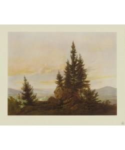 Caspar David Friedrich, Blick ins Tal