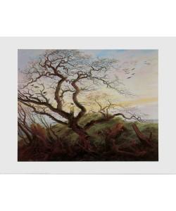 Caspar David Friedrich, Krähen auf einem Baum