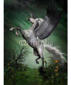 Catmando, Dapple Grey Pegasus