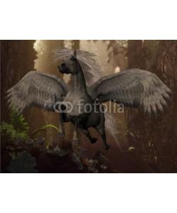 Catmando, Flying Pegasus