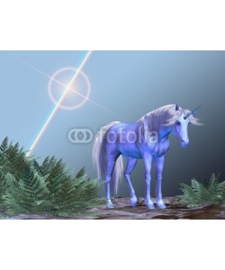 Catmando, Unicorn Resting