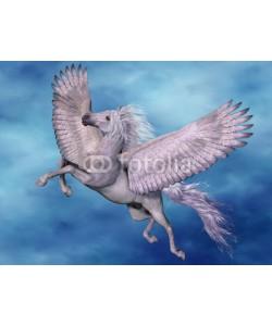 Catmando, White Pegasus