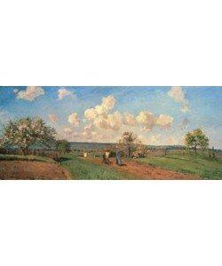 Camille Pissarro, Frühling