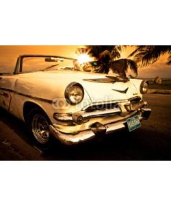 Camp's, Vieille voiture américaine, Cuba