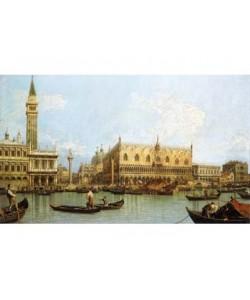 Giovanni Antonio Canaletto, Molo, Venedig