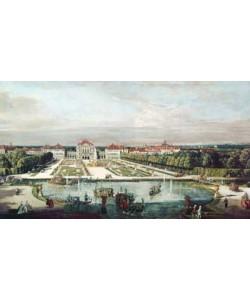 Giovanni Antonio Canaletto, Schloß Nymphenburg, München