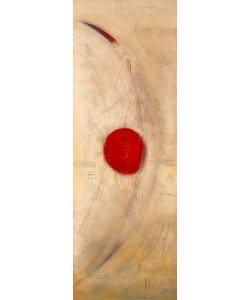 Carole Bécam, Triptyque rouge III