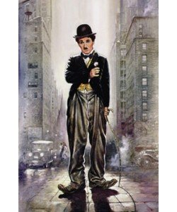 Renato Casaro, Charlie Chaplin City Lights