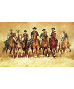 Renato Casaro, The magnificent Seven