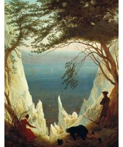 Caspar David Friedrich, Der Kreidefelsen auf Rügen