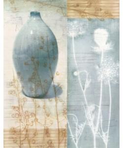 Tina Chaden, Robin's Egg & Lace I